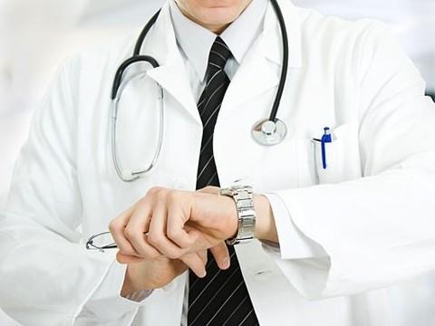 60% врачей считают, что 15 минут недостаточно на прием пациента