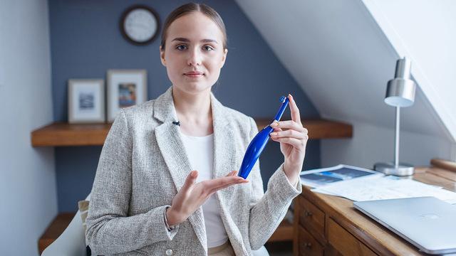 Создатели «умной» зубной щетки из РФ выиграли национальный этап премии James Dyson Award