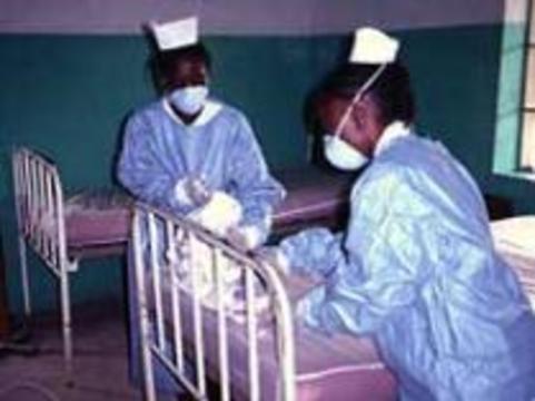 От лихорадки Эбола скончались 76 жителей Конго