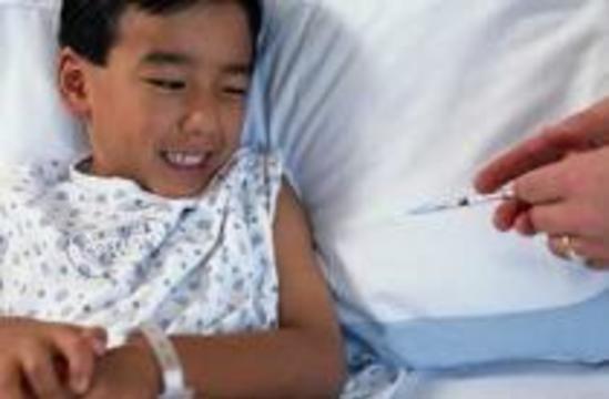 Британские ученые исследуют безопасность лекарств для детей