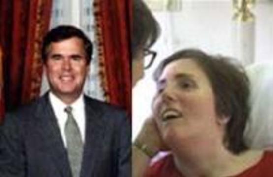 Брат Джорджа Буша получил право решать судьбу безнадежно больных