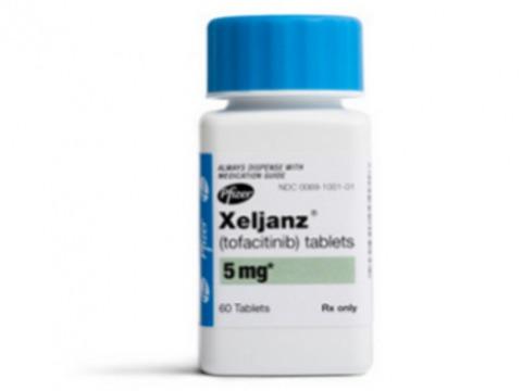 В США разрешен к применению [новый препарат от ревматоидного артрита]