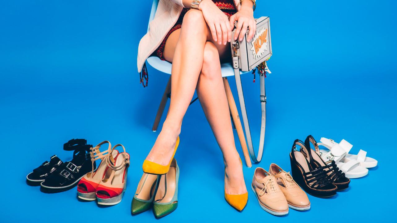 Шпилька-каблучок: какая обувь «убивает» наши ноги