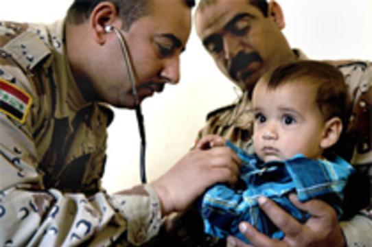 Иракским врачам разрешат [носить оружие]