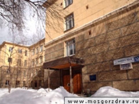 Пациенты протестуют против закрытия [детской больницы в Москве]