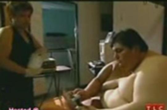 Любовь помогла мексиканцу [сбросить 230 килограммов]