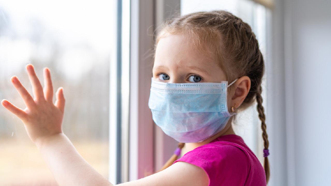 В США 75% детей с тяжелыми осложнениями после коронавируса не имели симптомов при COVID-19