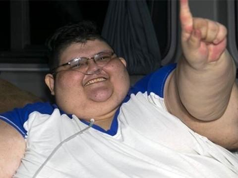 Самый толстый человек на планете весит почти 500 кг