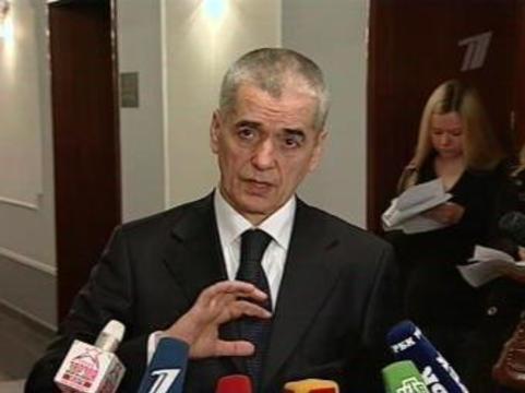Онищенко заявил об отсутствии угрозы [распространения полиомиелита в России]