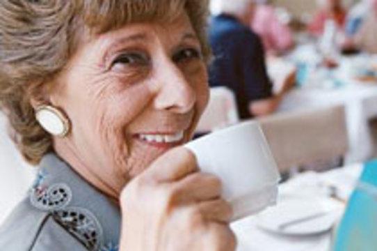 Кофе помогает [сохранить память в старости]