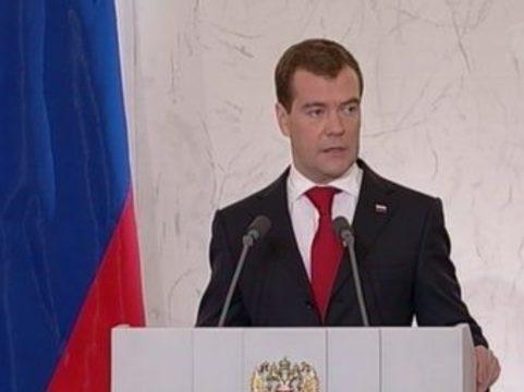 Медведев пообещал россиянам [инновационные отечественные лекарства]