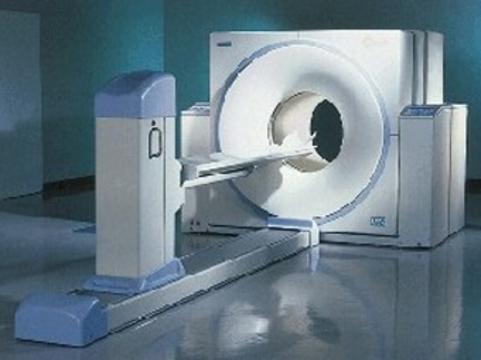 При закупке томографов в Иркутской области [растратили 100 миллионов рублей]