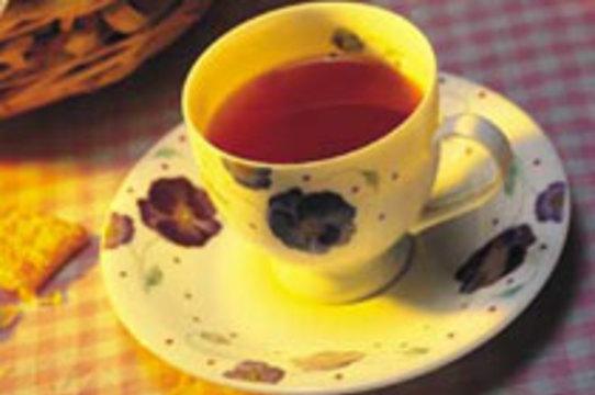 Черный чай [помогает пережить стресс]