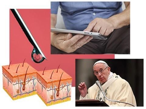 Папа Римский, биомаркеры старения и иммунизация
