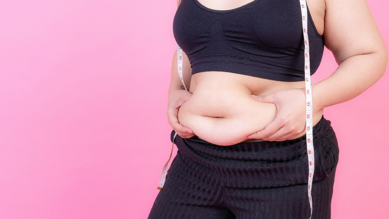 Брюшной жир говорит о риске болезней сердца даже при нормальном весе