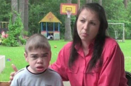 Мальчик с синдромом Хантера [получил месячный запас необходимого лекарства]