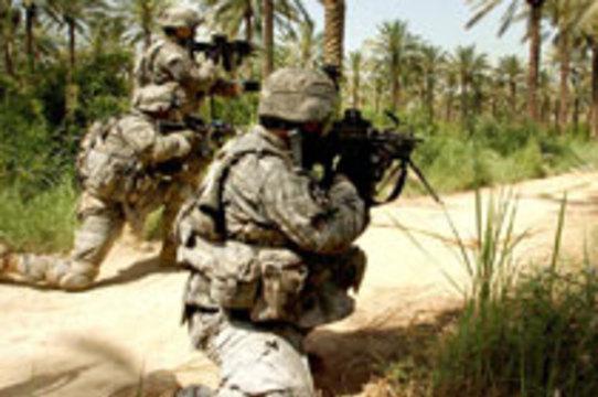 За год уровень психических расстройств в армии США [вырос наполовину]