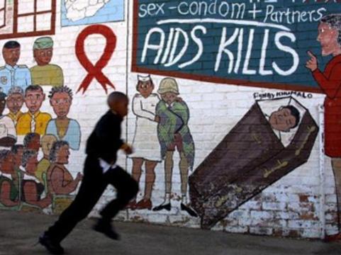 В ЮАР стало [меньше ВИЧ-инфицированных]