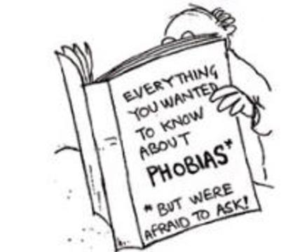 Бразилец составил словарь фобий