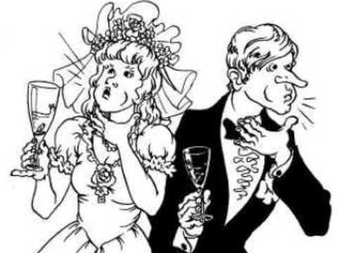 Гости двух свадеб в Кургане [госпитализированы с кишечной инфекцией]