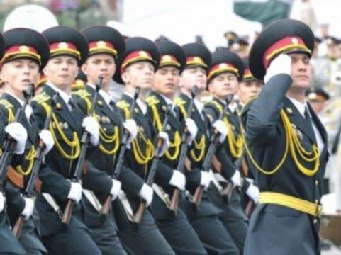 Солдат киевского президентского полка поразило [пищевое отравление]