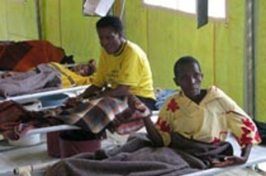 В Зимбабве холерой [заболели почти 50 тысяч человек]