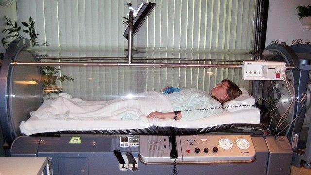 В Склифе начали использовать барокамеры для лечения пациентов с COVID-19