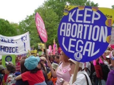 Международные организации призвали Госдуму [прекратить борьбу с абортами]