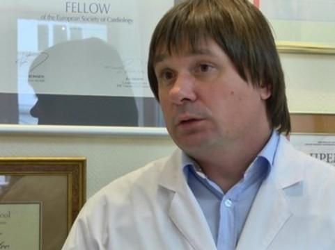 Врач из Новосибирска стал [одним из лучших кардиологов в мире]