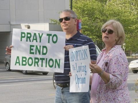 В американском Сенате не прошел законопроект о запрете абортов после 20 недель