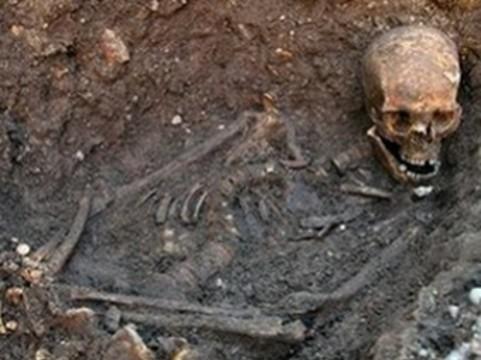 Король Англии Ричард III [страдал глистами]