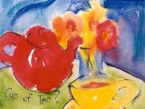 Чай улучшает память и защищает от болезни Альцгеймера