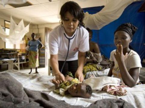 Вспышка холеры [поразила более 13 тысяч жителей Гвинеи и Сьерра-Леоне]