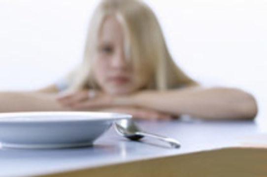 Голод действует на больных анорексией [как экстази]