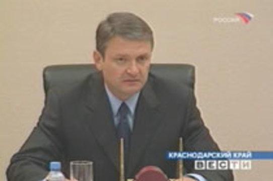 Губернатор Ткачев уволил главврача апшеронской больницы [за бездушие]