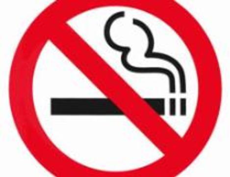 Запрет сигарет сразу сделает людей здоровыми