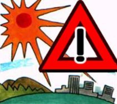 Сегодня здоровью москвичей угрожает высокая концентрация озона
