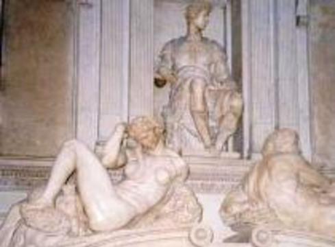 Рак груди обнаружен у статуи Микеланджело