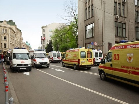 Московская «скорая помощь» стала приезжать на две минуты быстрее