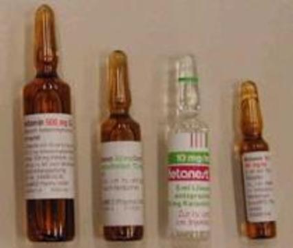 Правительство закончит кетаминовые войны, разрешив препарат