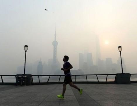 Грязный воздух - не оправдание для отказа от упражнений
