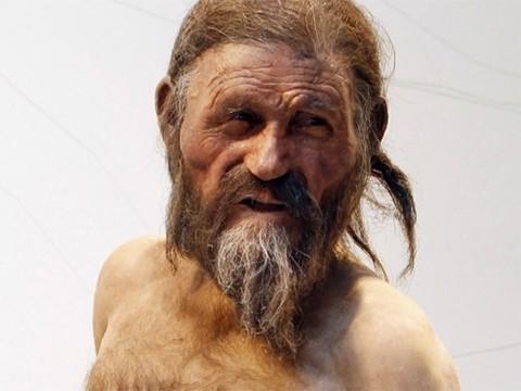 Как умер ледяной человек Эци?