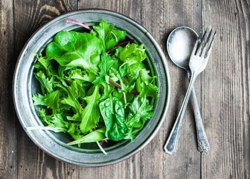 Регулярное употребление салата снижает риск развития глаукомы