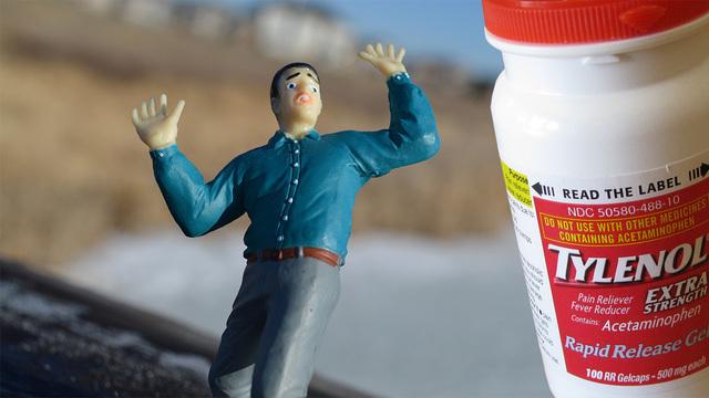 Парацетамол избавляет не только от простуды, но и осторожности — гипотеза