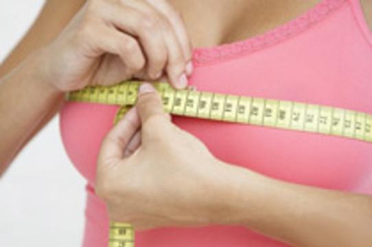 Риск диабета [зависит от размера груди]