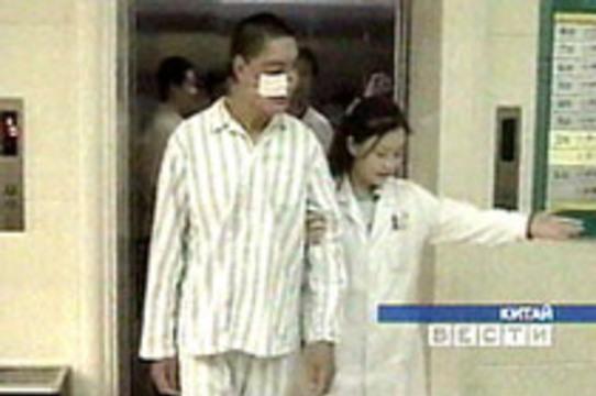 В Китае проведена [вторая в мире операция по пересадке лица]