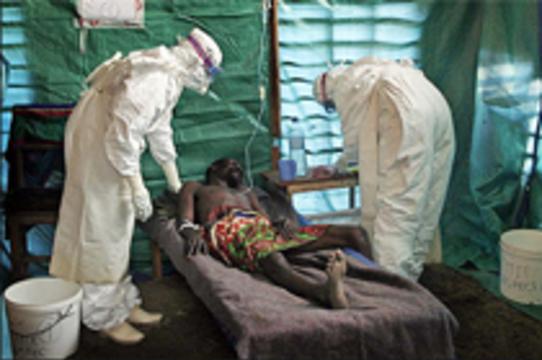 Разработана новая вакцина [против лихорадки Эбола]