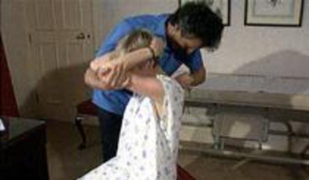 При боли в спине американцам проще зажарить нервы, чем вылечить