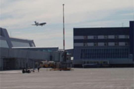 Американский самолет не пустили в Анадырь [из-за подозрений на грипп H1N1]