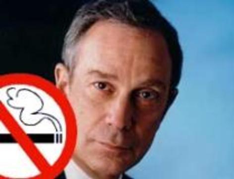Ньюйоркцы отказываются курить в ресторанах и барах